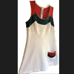 Vintage 60s Gogo Minidress